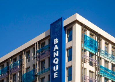 Banque populaire – Agence Clémenceau
